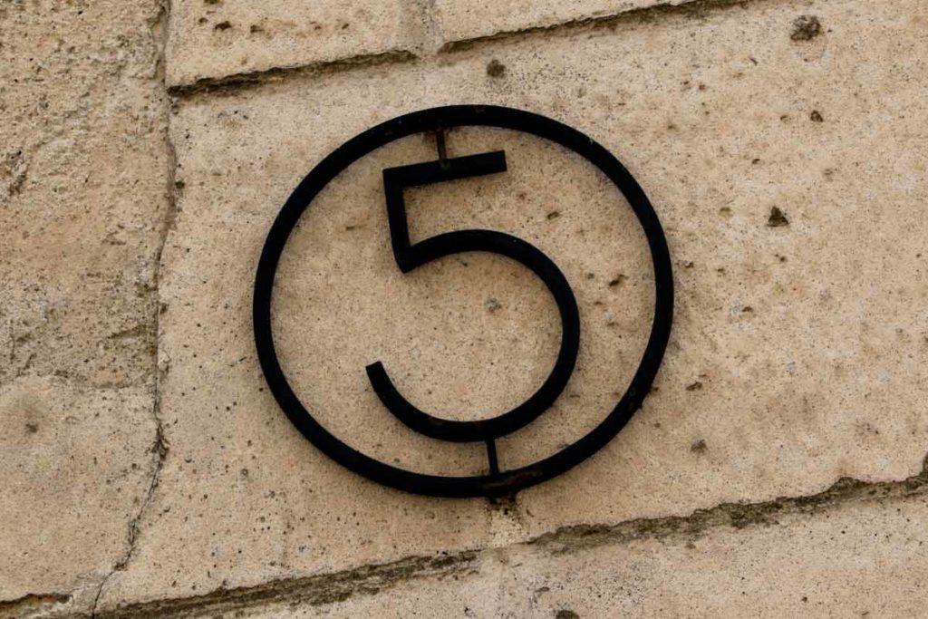 Число судьбы 5 фото 5
