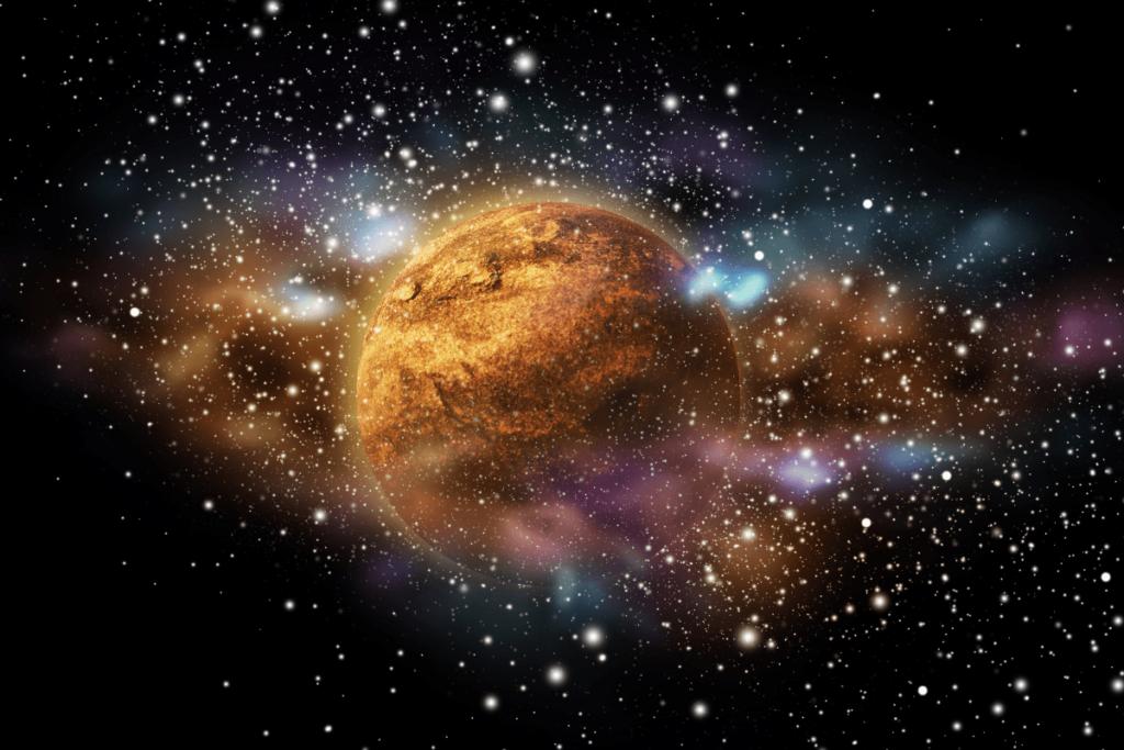Противостояние планет фото 10