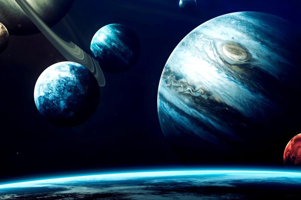 Противостояние планет фото 19