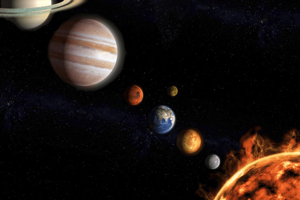 Противостояние планет фото 20