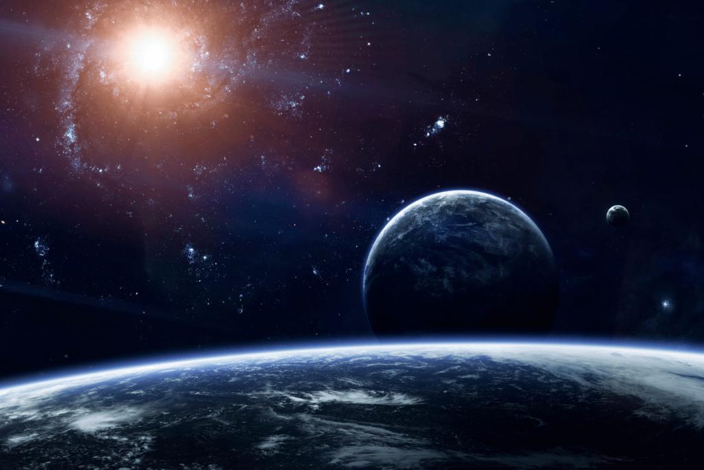 Противостояние планет фото 3