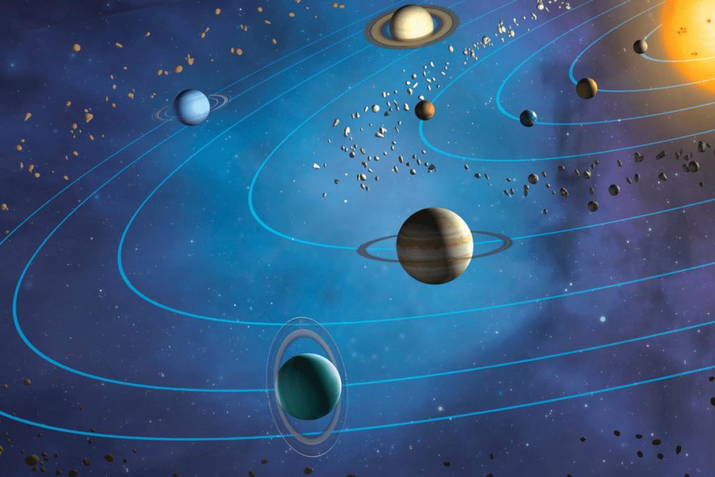 Противостояние планет фото 5