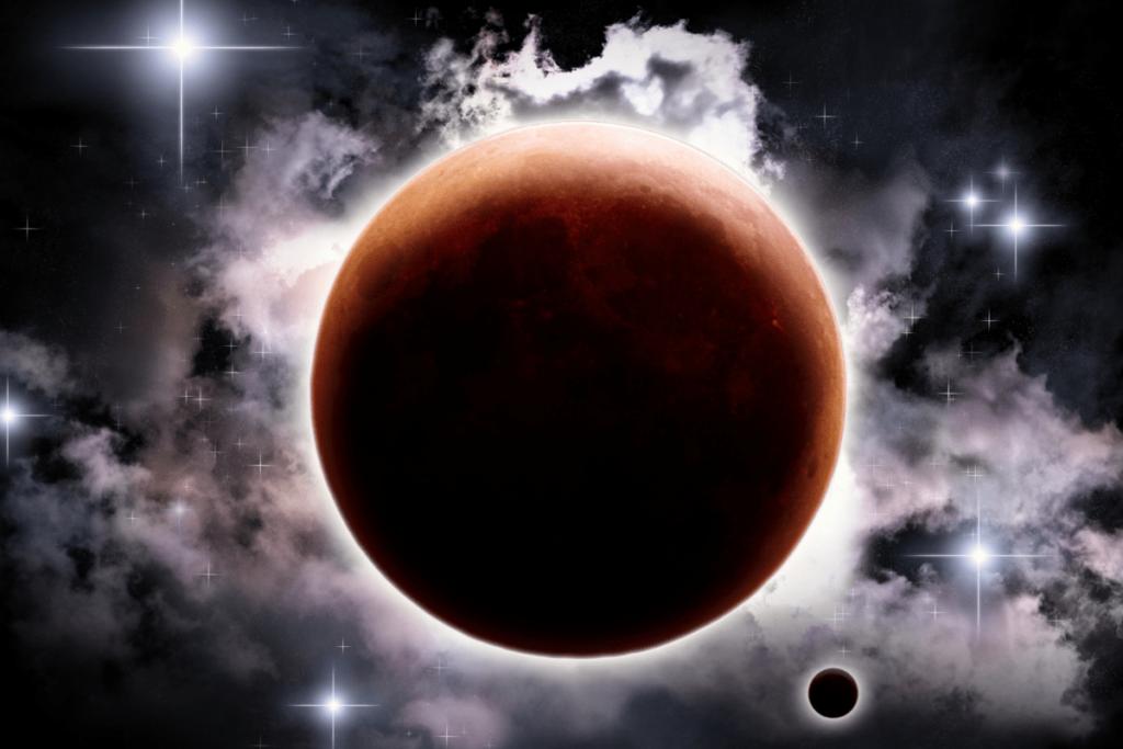 Противостояние планет фото 8