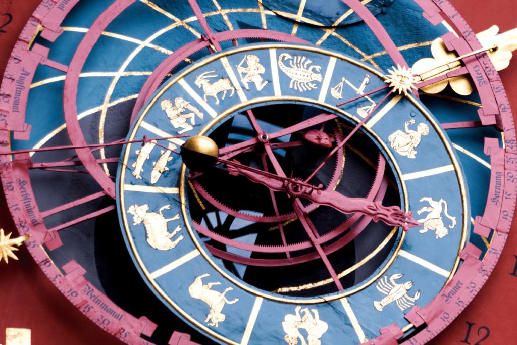 Синастрическая астрология фото