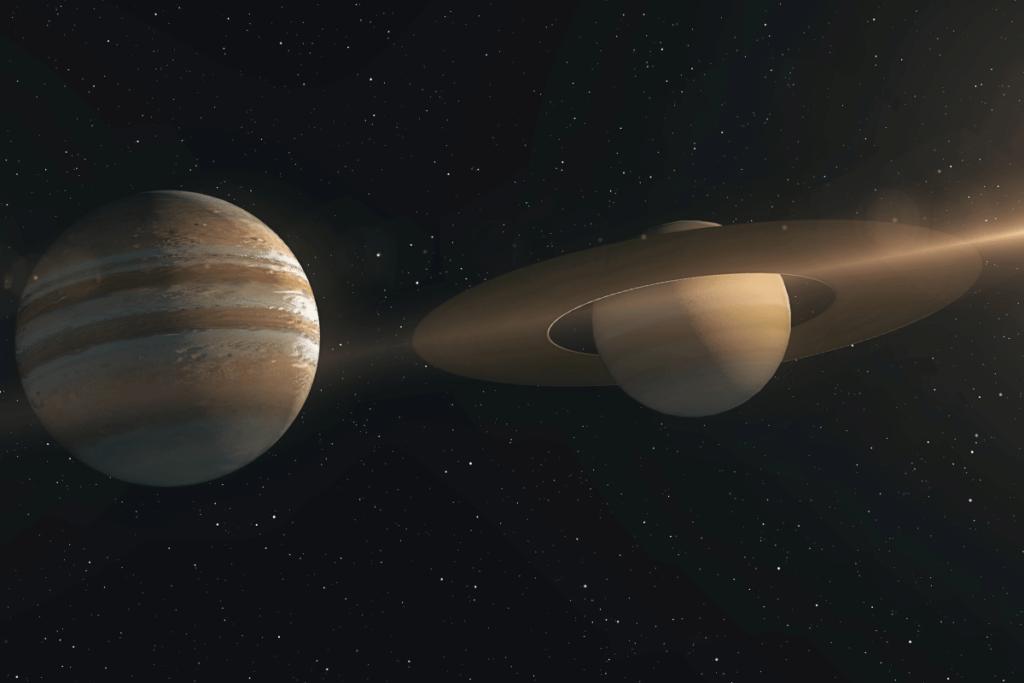 Соединение Юпитера и Сатурна в астрологии фото 1