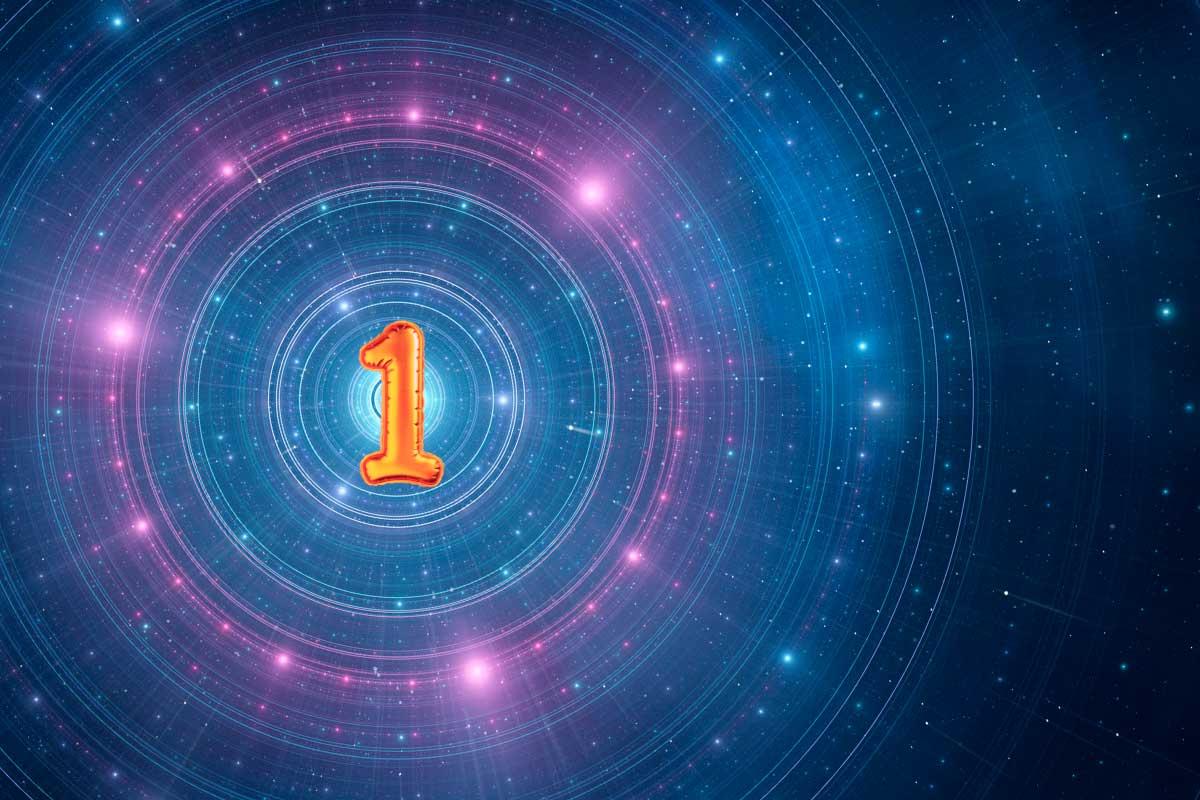 Значение числа 1 в нумерологии фото 1