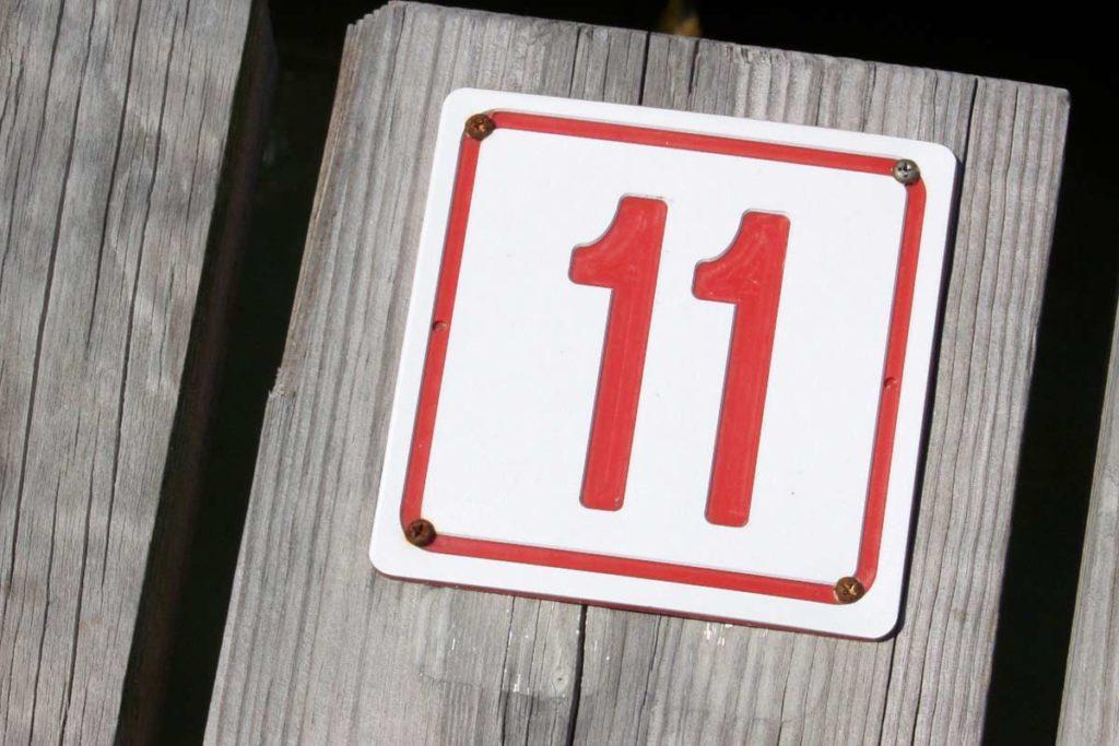 Значение числа 11 фото 1