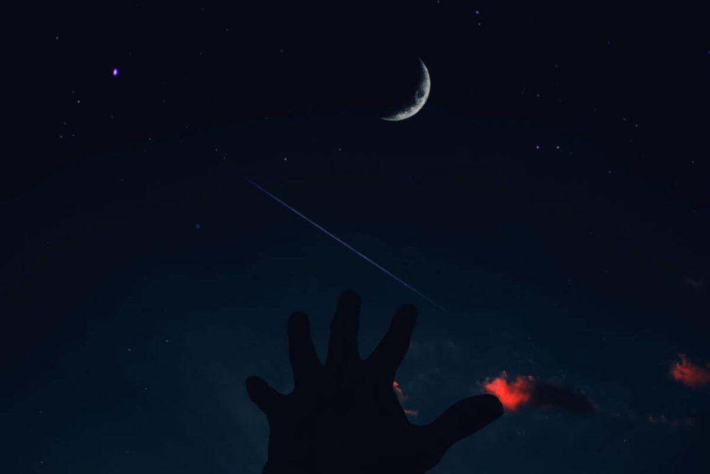 Лунное затмение фото 12