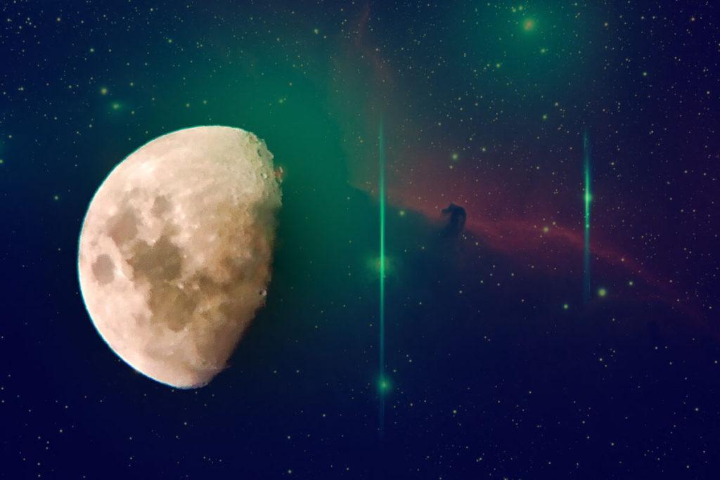 Лунное затмение фото 13