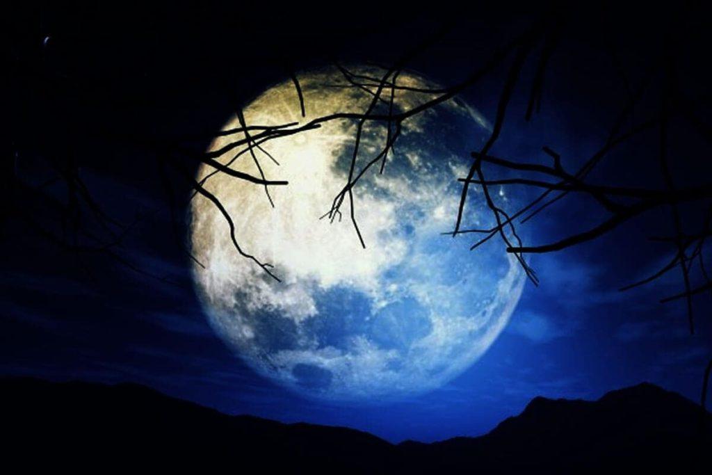 Лунное затмение фото 14
