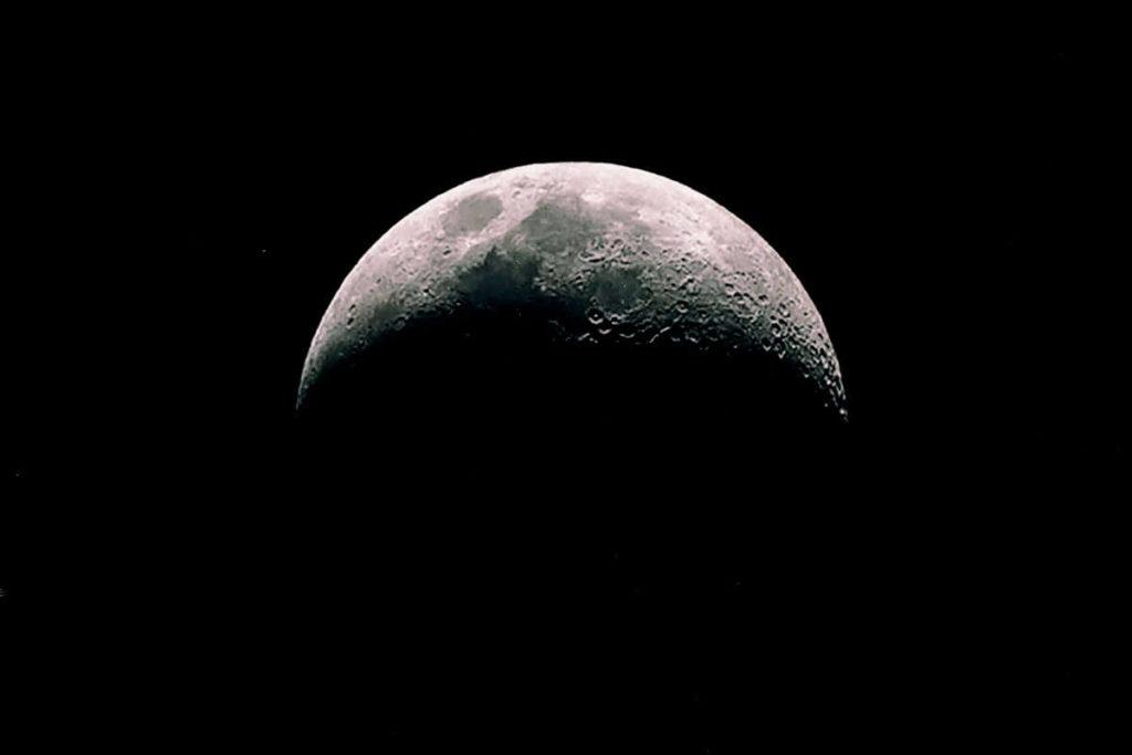Лунное затмение фото 4