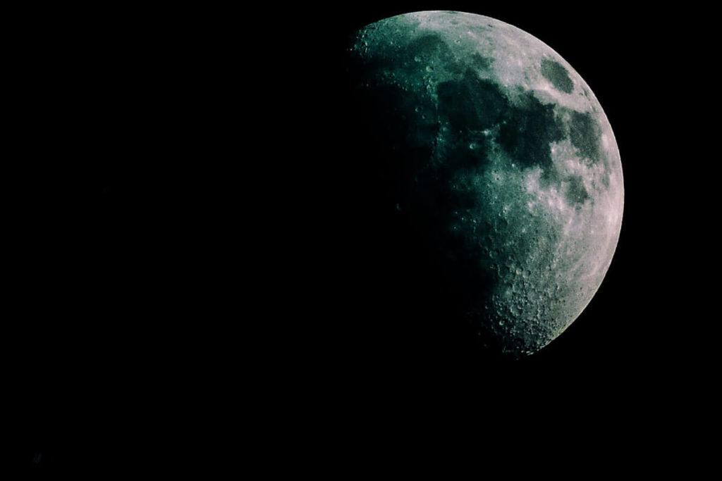 Лунное затмение фото 5