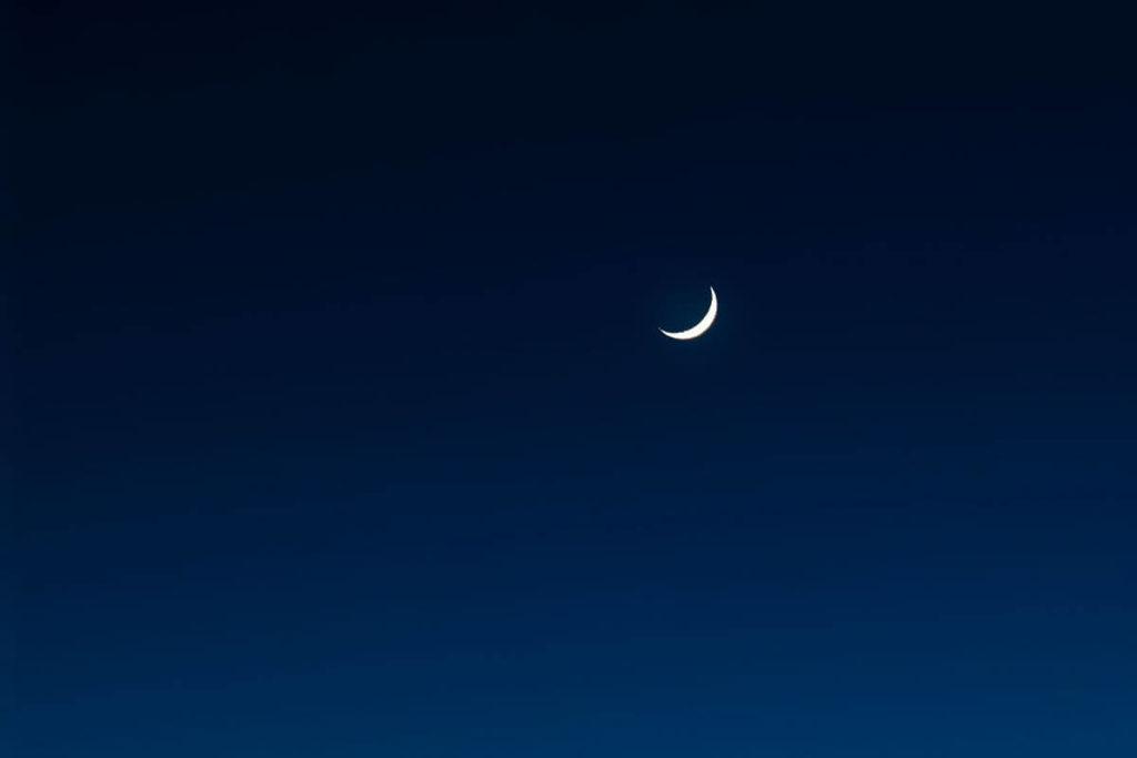 Лунное затмение фото 7