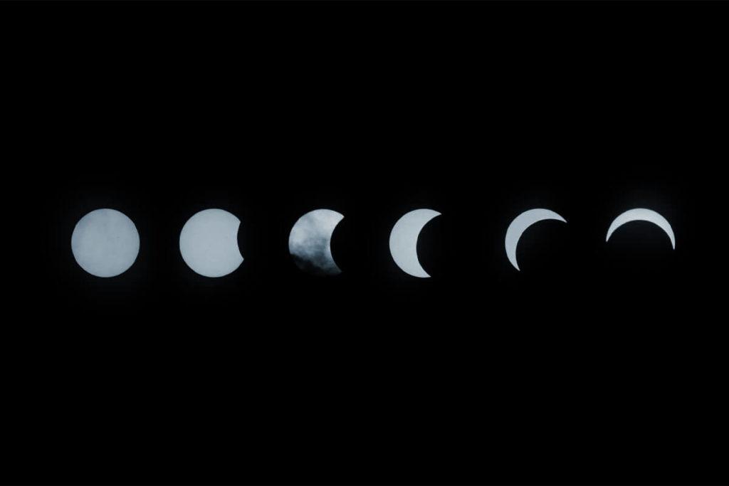 Лунный цикл фото 4