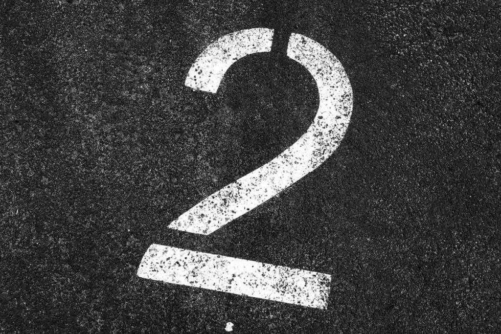 Значение числа 2 фото 2