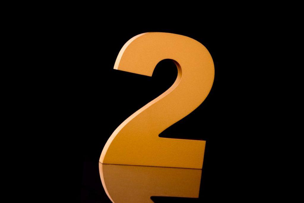 Значение числа 2 фото 3