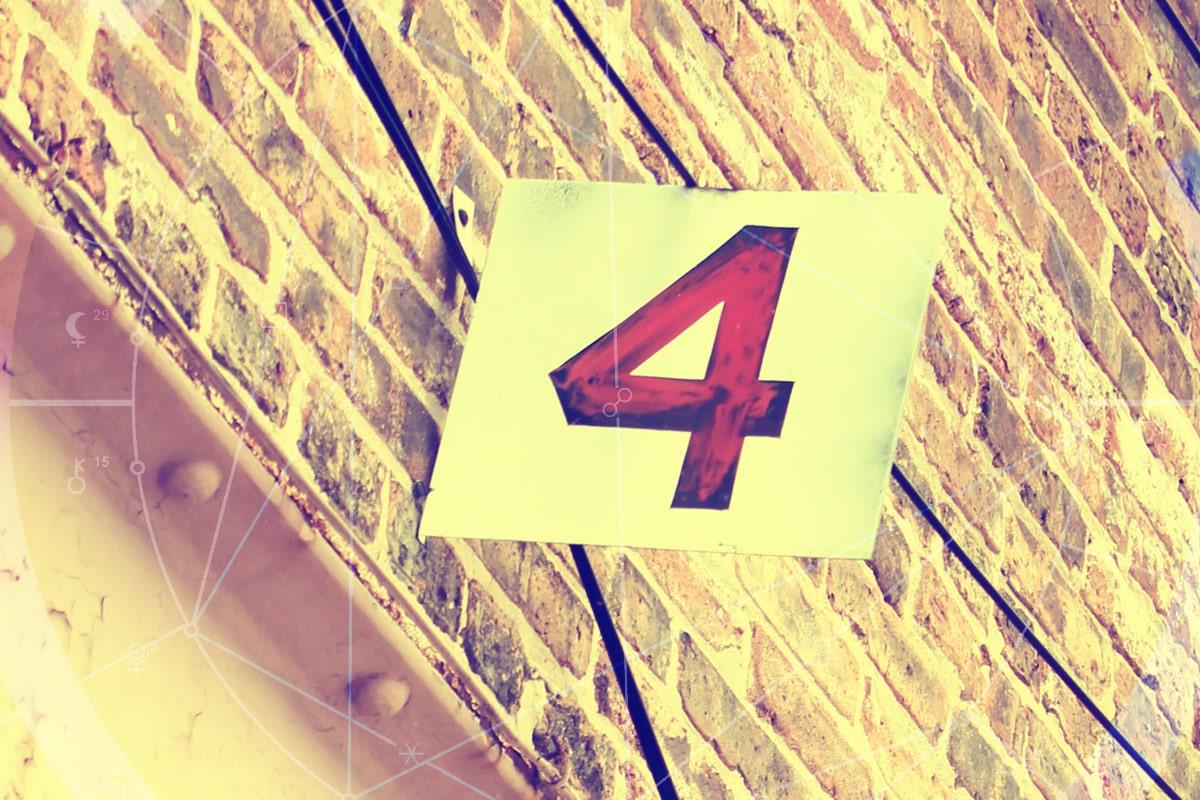 Значение числа 4 фото 1