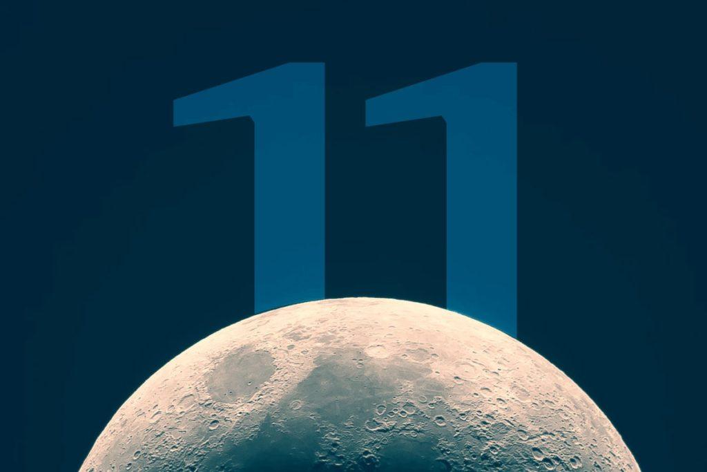 11 лунный день фото 1
