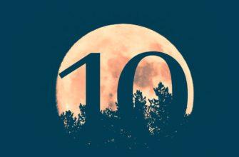 10 лунный день фото 3