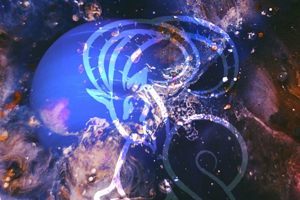 Нептун в Козероге фото 1