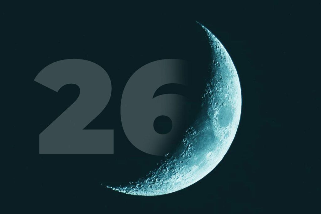 26 лунный день фото 1